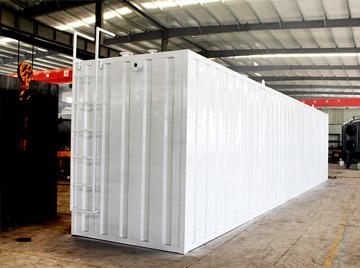 集装箱生活一体化污水处理设备