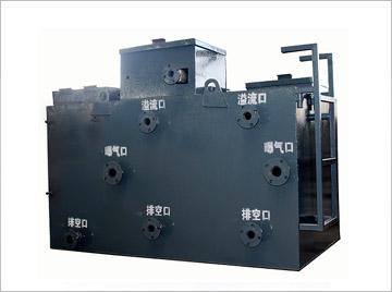 山东专业的一体化污水处理设备