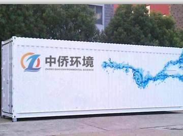 四川某风景区生活污水一体化污水处理设备