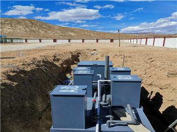 西藏拉萨一体化污水处理设备