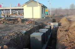 高速服务区污水该如何处理?