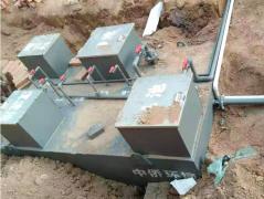 医院生活污水一体化污水处理设备图片
