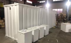生活污水MBR一体化污水处理设备控制系统说明
